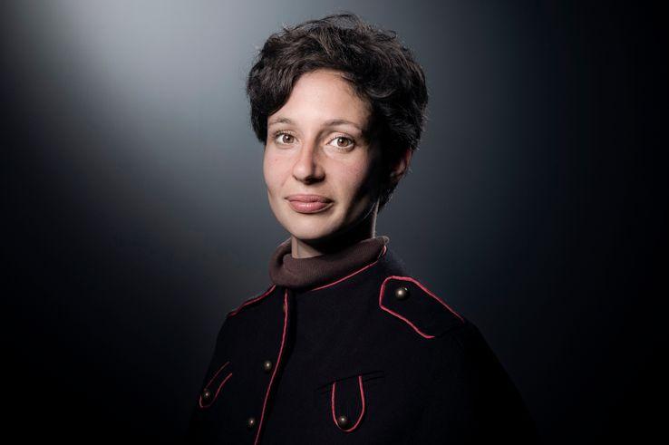 Alice Zeniter en septembre 2017
