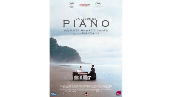 La leçon de piano, un film de Jane Campion