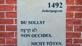 Figures de l'antisémitisme, du Moyen Age à nos jours