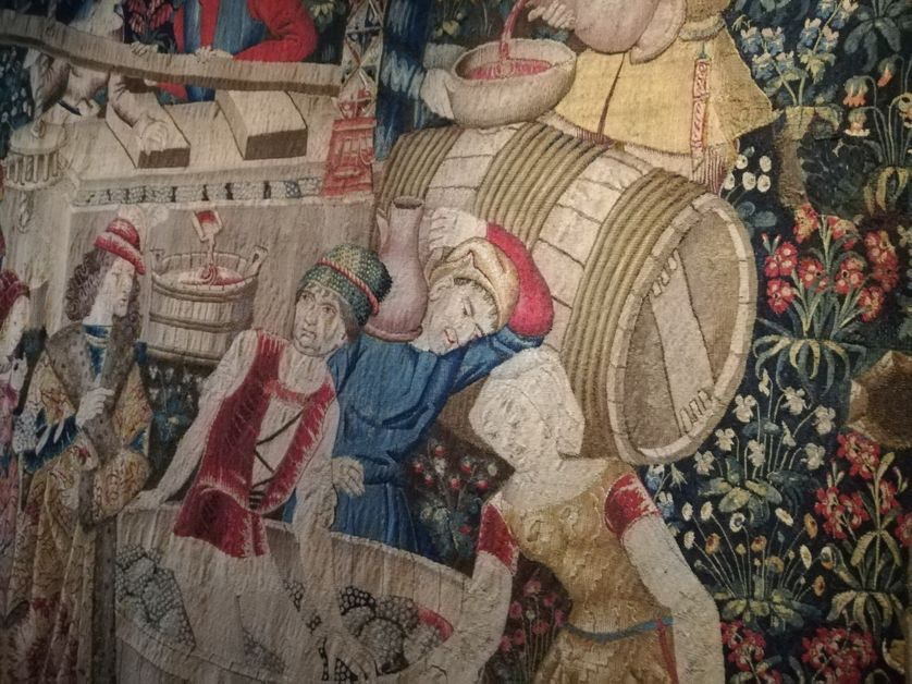 détail du Musée de Cluny