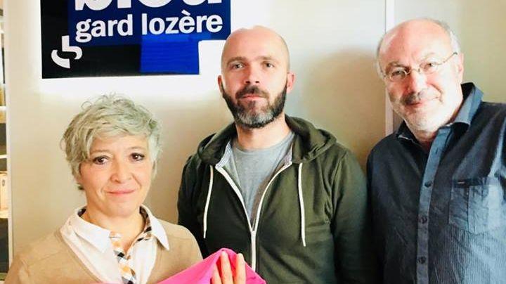 Marie-Christine VOLPE, Julien GAMBIER et Rémi TARGHETTA