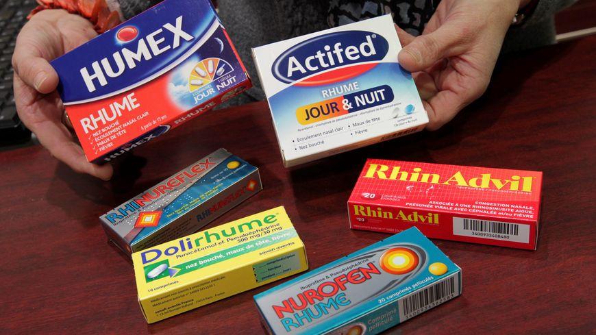 Rhume, toux, problèmes intestinaux : un médicament sans