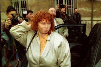 Murielle Bolle est poursuivie depuis fin juin pour séquestration et enlèvement suivis de mort, dans l'affaire Grégory. Photo d'archives.