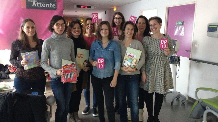L'opération a été menée dans les trois maternités de Charente-Maritime par l'association OP17