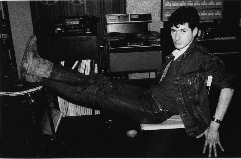 Etienne Daho au tournant des années 80