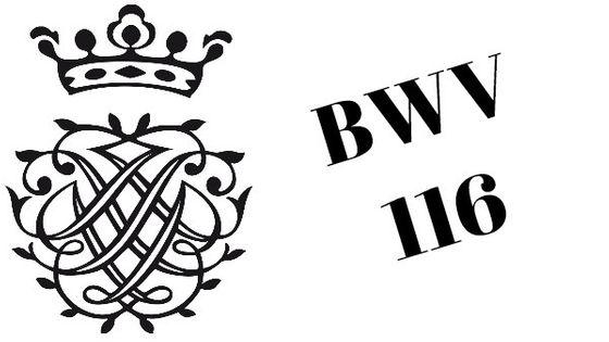 BWV 116