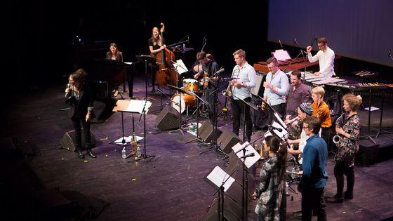 Airelle Besson Euroradio Jazz Orchestra