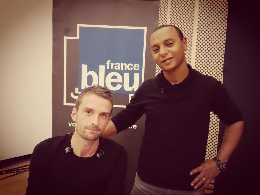 Lhomé et son pianiste Gérald Villain