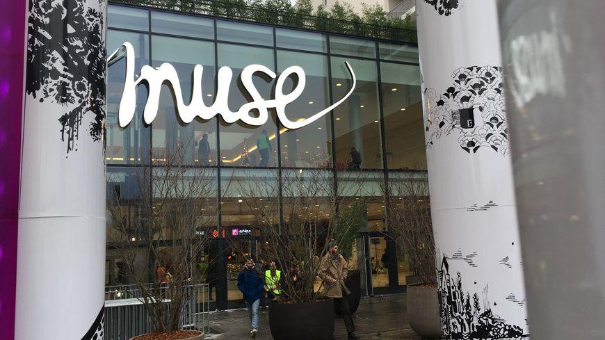 Centre commercial Muse à Metz