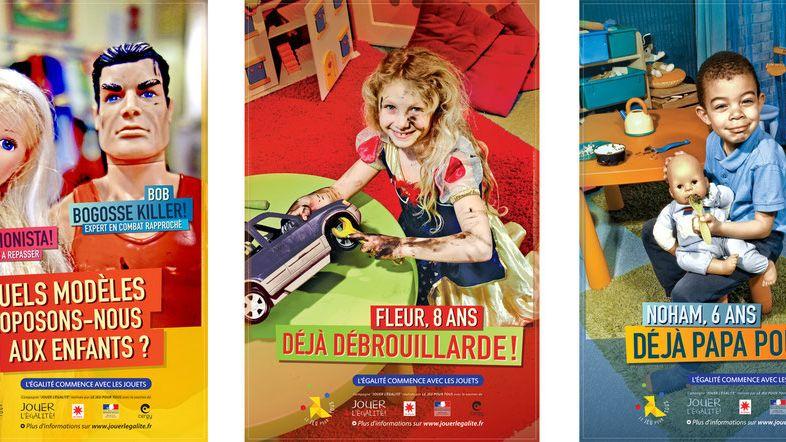 une campagne anti jouets sexistes fait le buzz. Black Bedroom Furniture Sets. Home Design Ideas