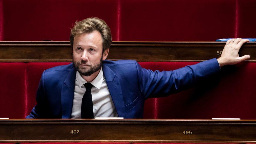 Boris Vallaud a été élu député en juin dernier dans les Landes sur la circonscription d'Henri Emmanuelli