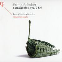 Symphonie n°2 en Si bémol Maj D 125 : 1. Largo - Allegro vivace