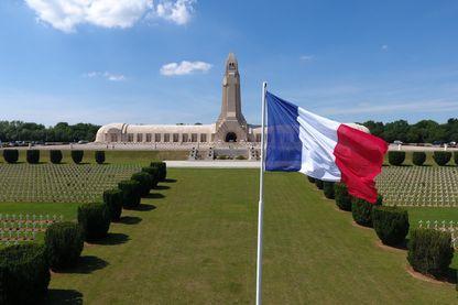 L'ossuaire et la nécropole de Douaumont
