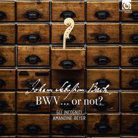 Sonate en trio en Ut Maj BWV 1037 : 4. Gigue - pour 2 violons et basse continue