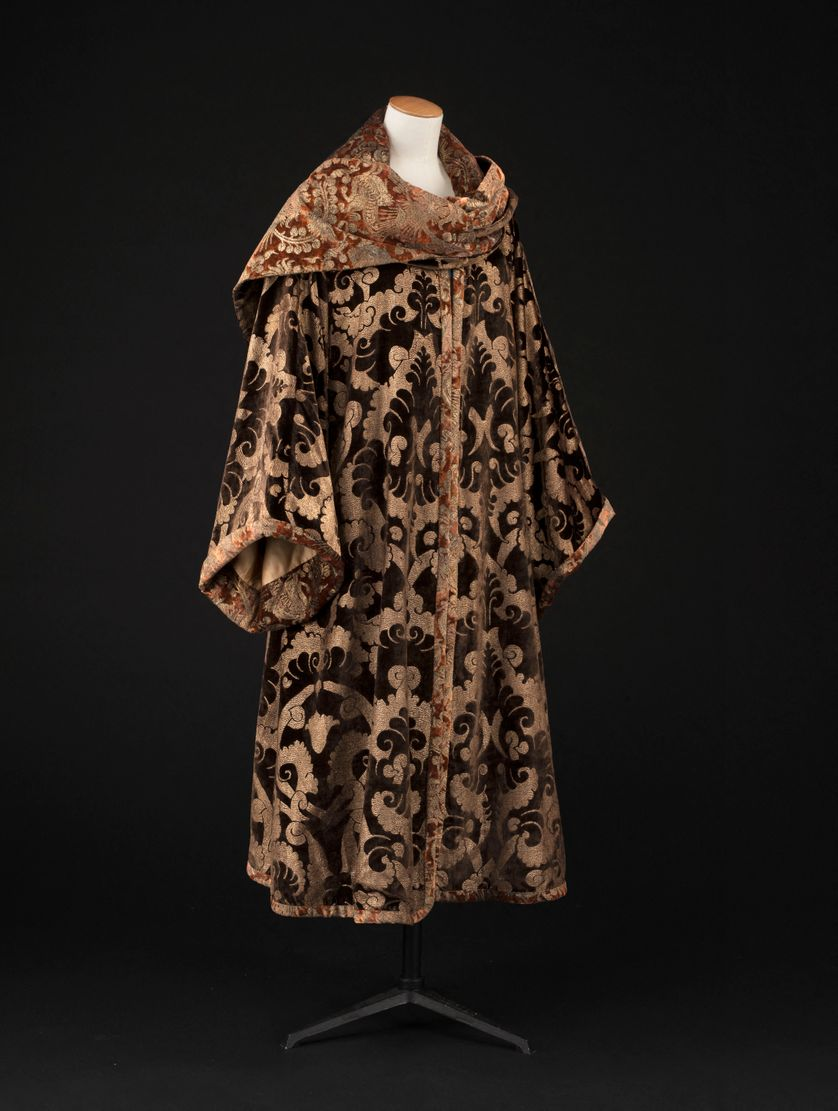 Fortuny, manteau, 1920