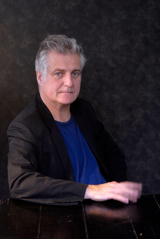 Olivier Cadiot en 2016