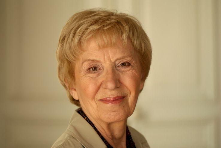 Michelle Perrot en 2009
