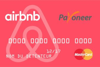 Illustration de la carte Airbnb