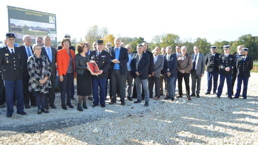 Dordogne la nouvelle gendarmerie de thiviers sortira - Nouvelle grille indiciaire gendarmerie ...