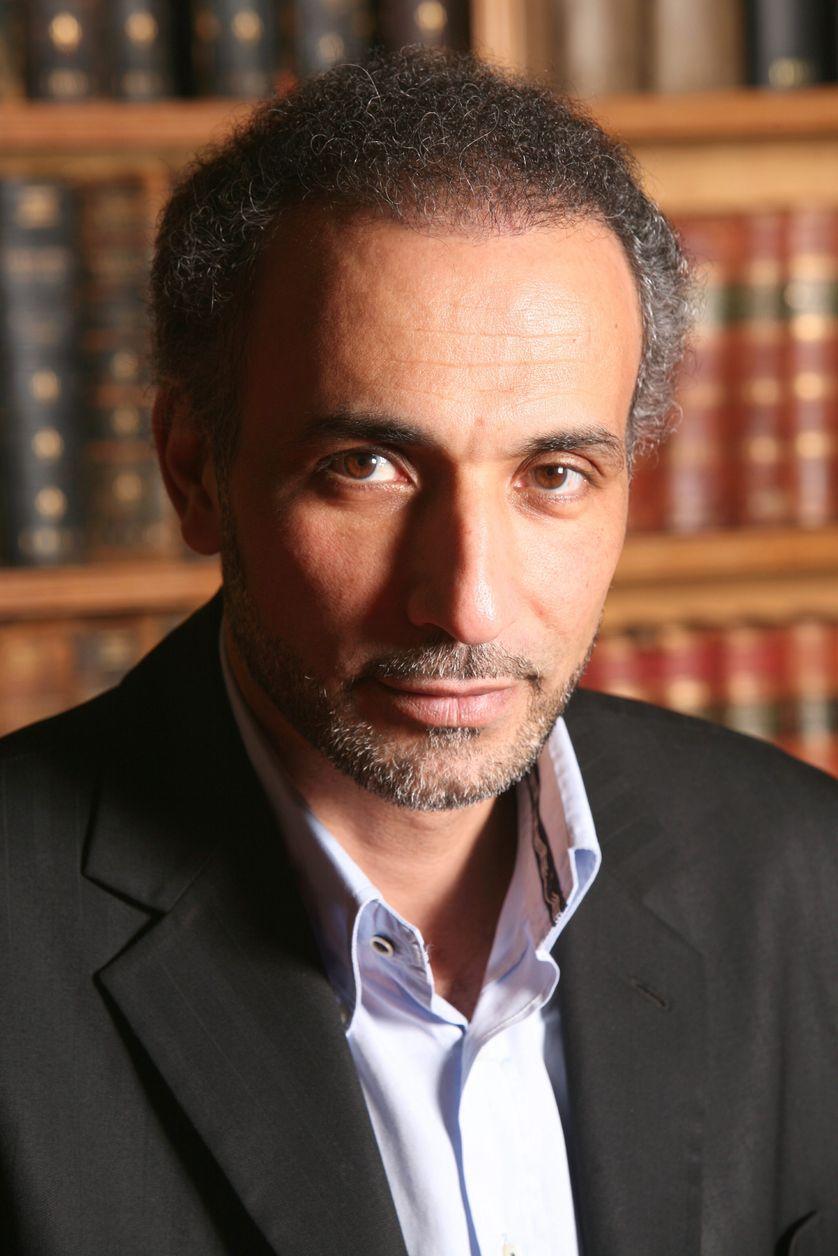 Tariq Ramadan en janvier 2009 à l'université d'Oxford