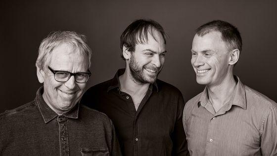 Kenny Werner, Ari Hoening, et Johannes Weidenmüller