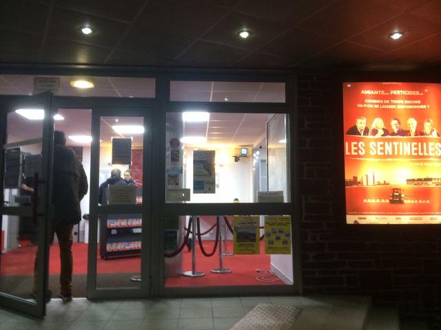 """""""Les sentinelles"""", projeté au cinéma """"Le Sévigné"""""""