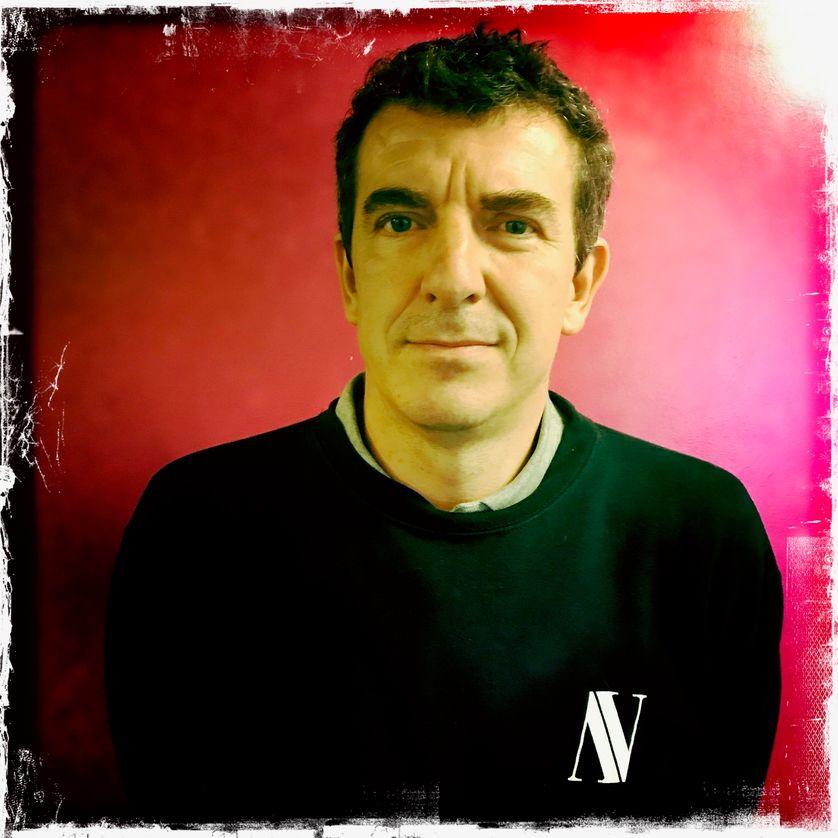 Jean-Max Colard, critique d'art et commissaire d'expositions