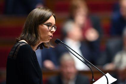 Amélie de Montchalin, Députée LREM de l'Essonne et porte-parole de la majorité sur le Budget
