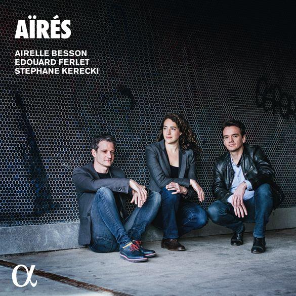 L'album Aïrés sorti en octobre 2017