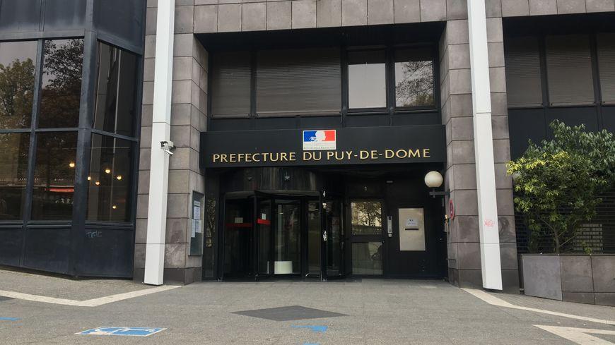 La préfecture du Puy-de-Dôme