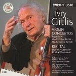 Ivry Gitlis - Violon concertos - recital