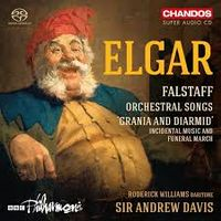 Falstaff op 68 : 11. The repudiation of Falstaff and his dead - pour orchestre