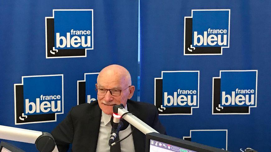 Le maire de Metz Dominique Gros sur France Bleu Lorraine.