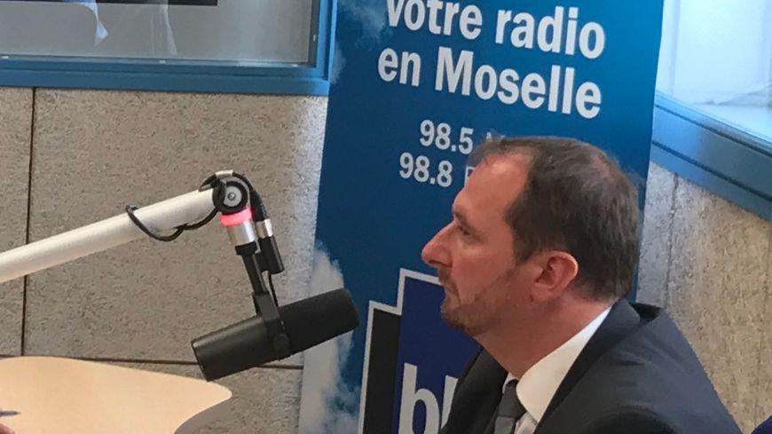 Le député En Marche Christophe Arend