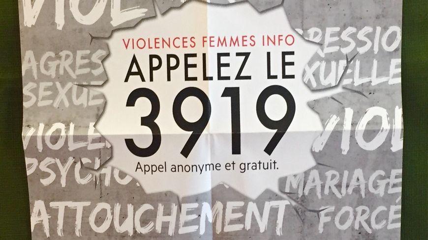 Le numéro d'urgence pour les femmes victimes de violences conjugales