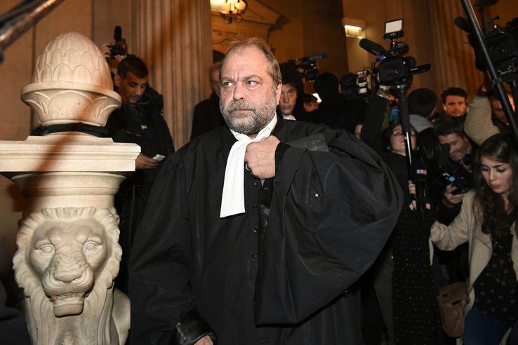 Eric Dupond-Moretti, avocat d'Abdelkader Merah, le 2 novembre 2017
