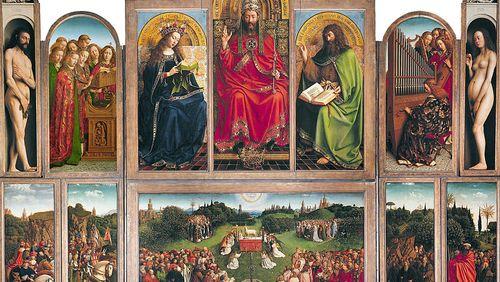 Épisode 4 : L'histoire transfrontalière du Retable de l'Agneau mystique des frères van Eyck à Gand