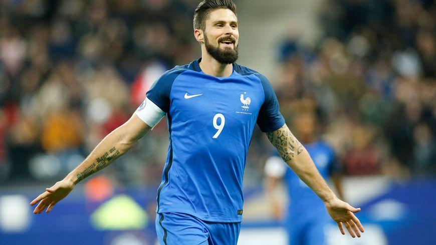 L'attaquant tricolore avait marqué le 2e but lors de la rencontre face au Pays de Galles