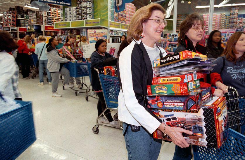 """""""Black Friday"""" le 29 novembre 2002 à Bossier, en Louisiane"""