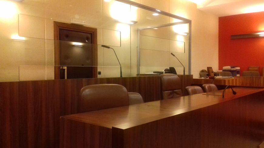 Cour d'Assises de la Drôme