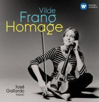 CD Homage par Vilde Frang
