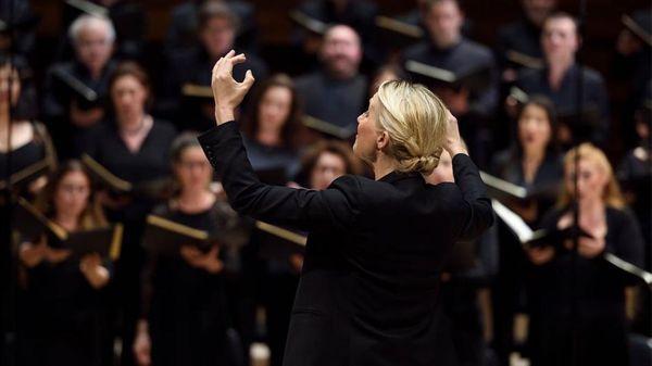 Le Choeur de Radio France chante Brahms, Lauridsen et Poulenc