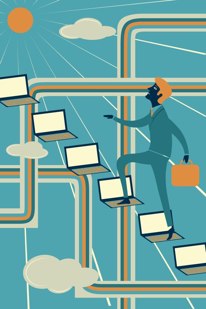 Le travail numérique