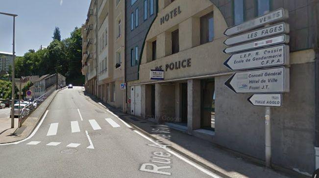 L'hotel de police de Tulle a été évacué