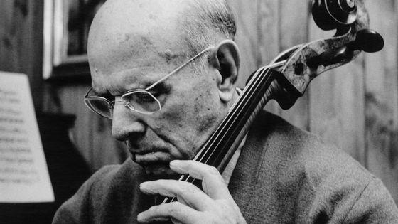 Pablo Casals en 1967