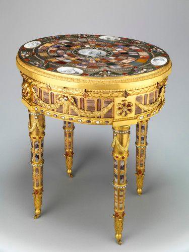 La table de Breteuil