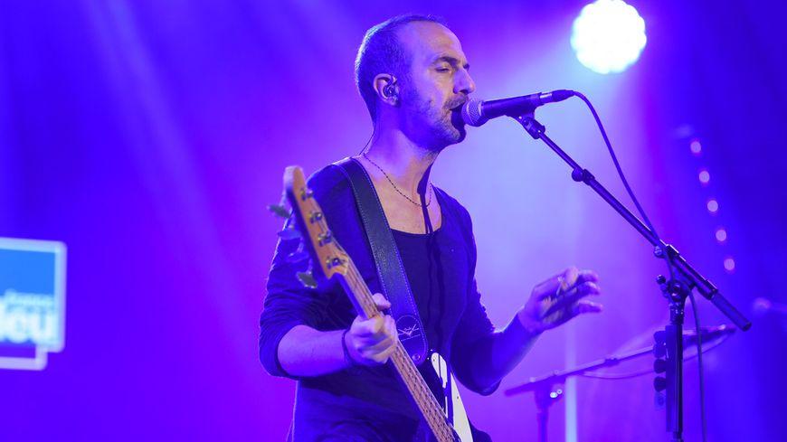 Calogero est le nouvel invité de France Bleu Live