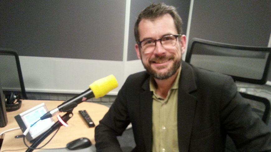Pascal Madry est un spécialiste du commerce en centre-ville