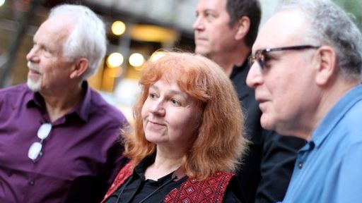 Lena Bloch Quartet – with Russ Lossing, Cameron Brown, Billy Mintz