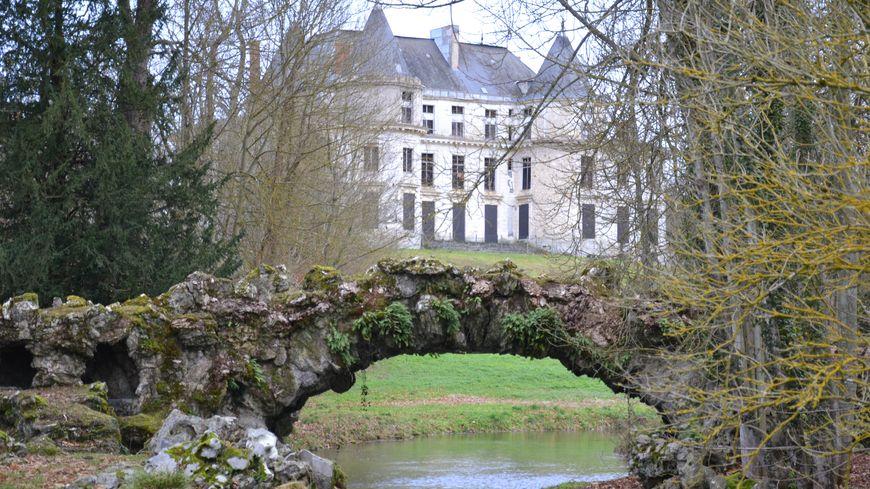 Le domaine de Méréville (Essonne)